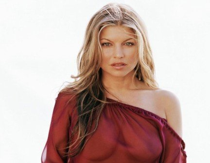 Go Back > Gallery For > Fergie On Crystal Meths